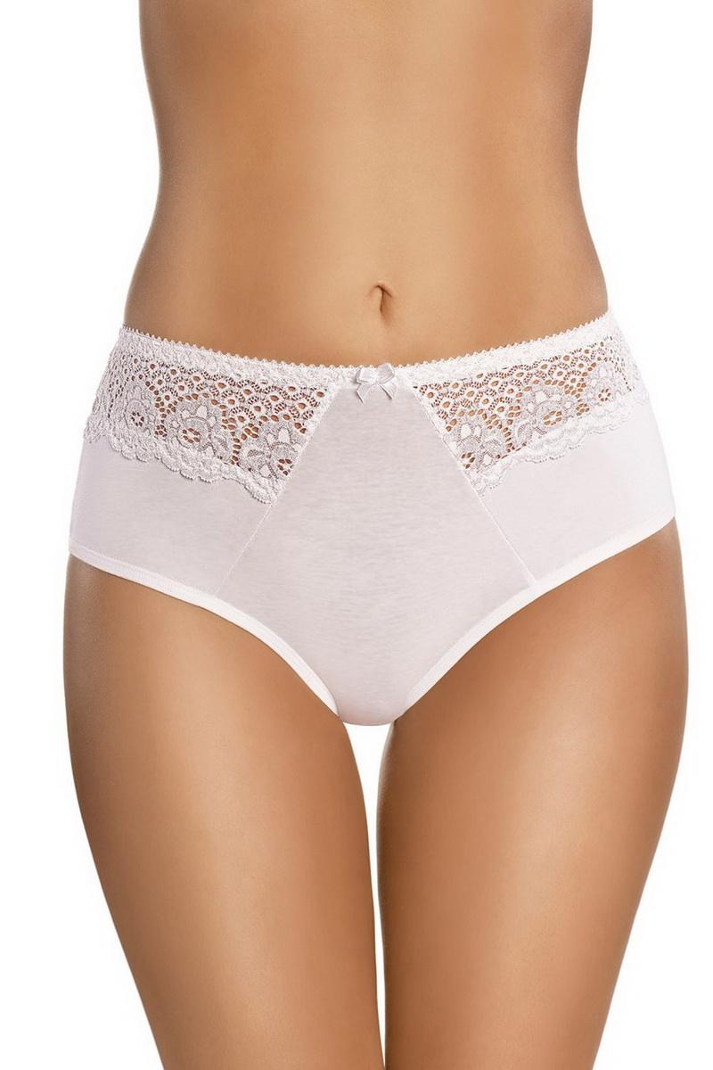 Dámské kalhotky Gabidar 063 bílé (velikost L)