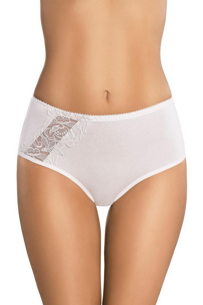 Dámské kalhotky Gabidar 68 bílé (velikost L)