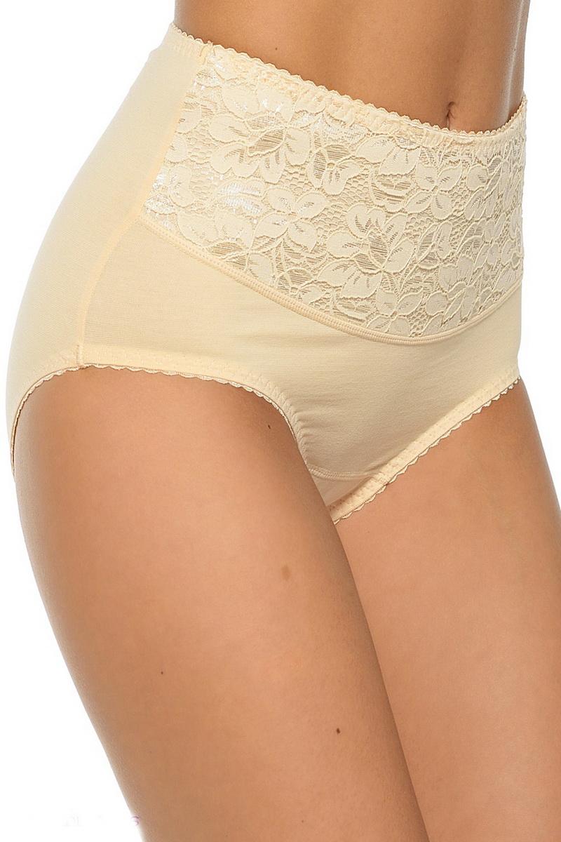 Stahovací kalhotky Mitex Ala béžové (velikost L)