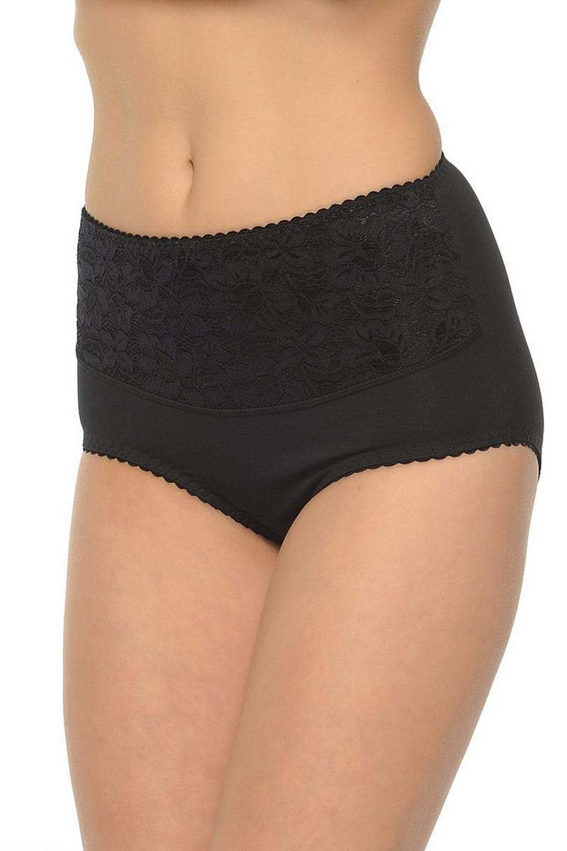 Stahovací kalhotky Mitex Ala černé (velikost L)