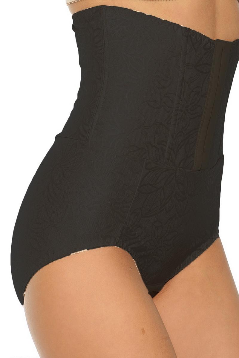 Stahovací kalhotky Mitex Super talia černé (velikost L)