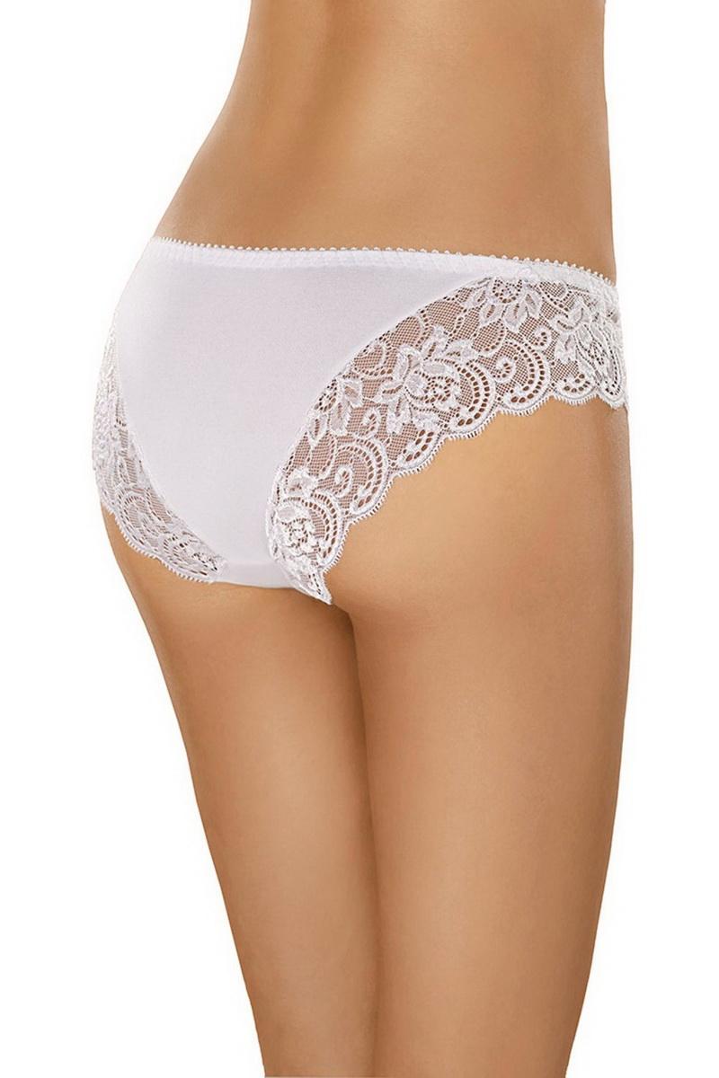 Dámské kalhotky Gabidar 105 bílé (velikost L)