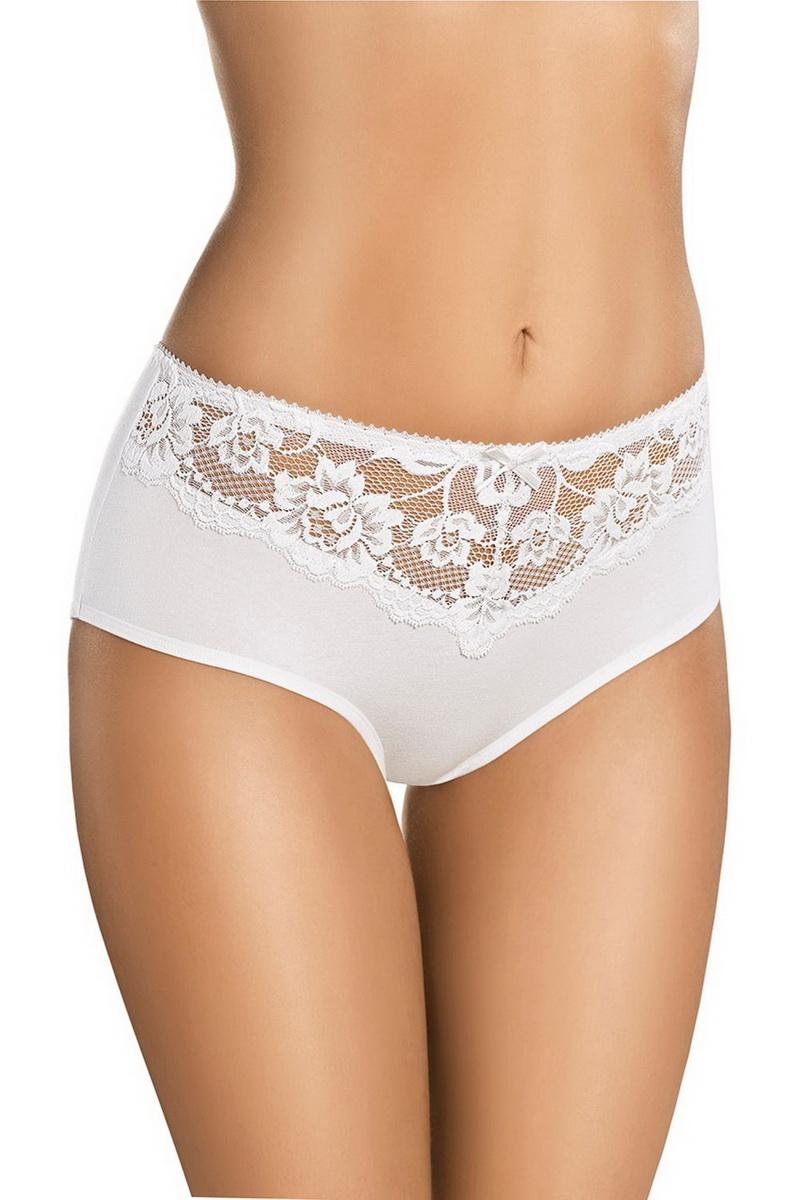 Dámské kalhotky Gabidar 124 bílé (velikost L)