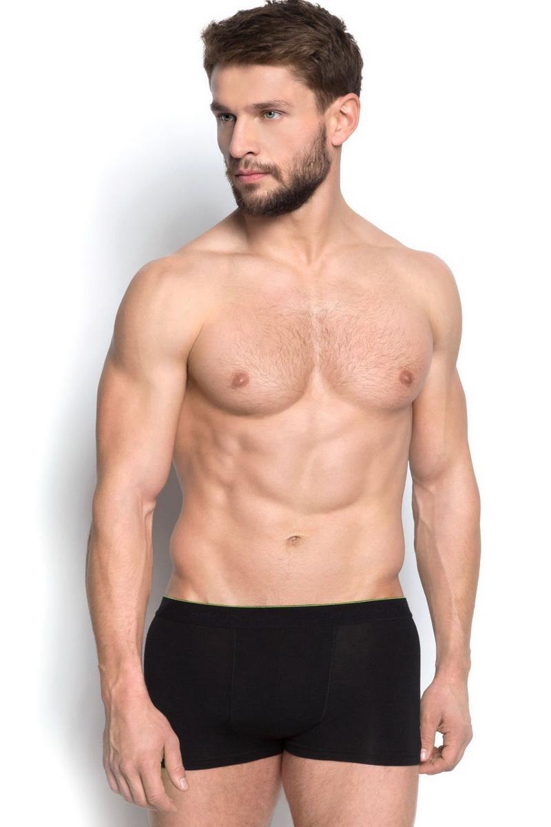 Pánské boxerky Esotiq 34325 černé (velikost XXL)