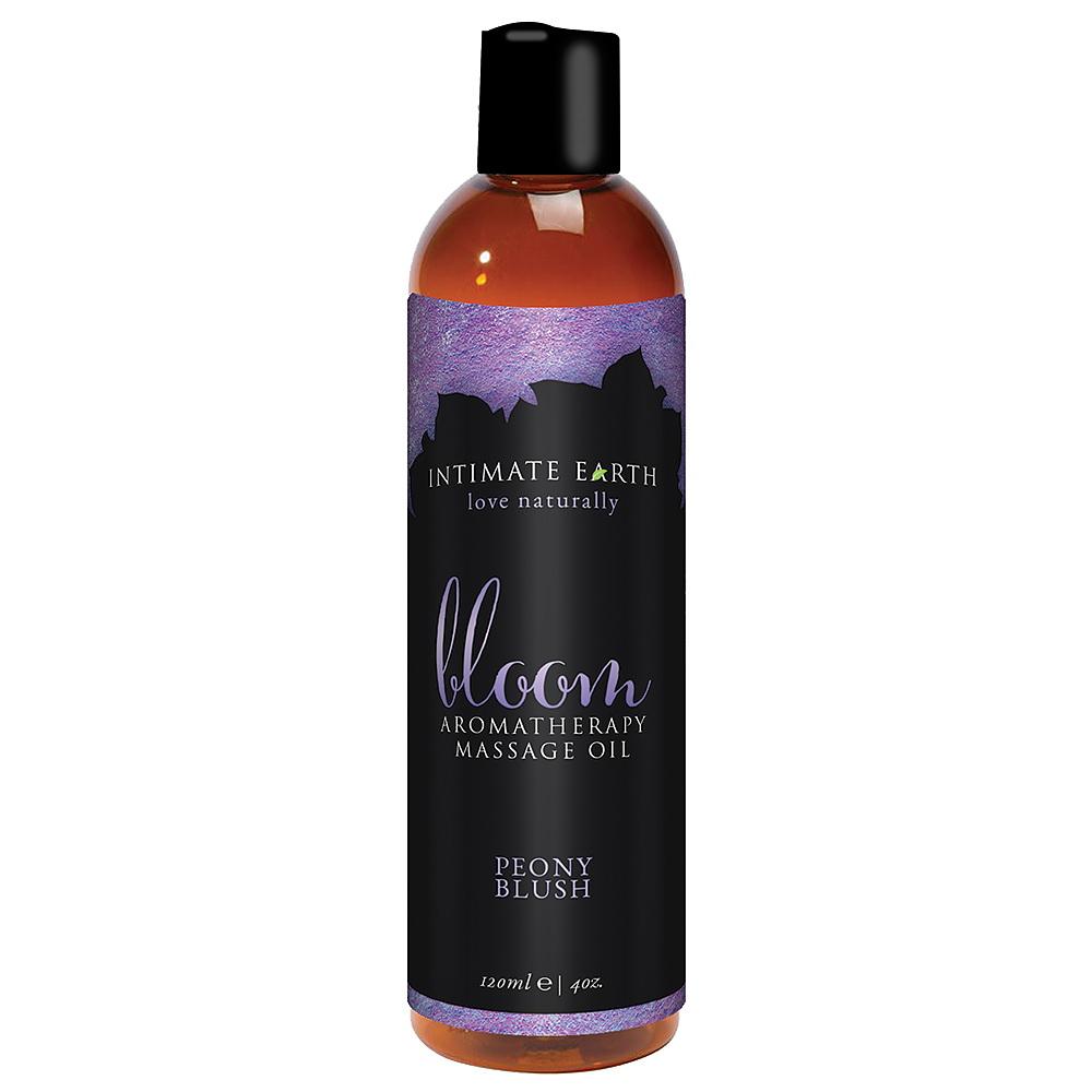 Masážní olej Intimate Earth Bloom (120 ml)