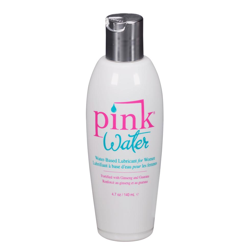 Pink - Lubrikant na vodní bázi (140 ml)