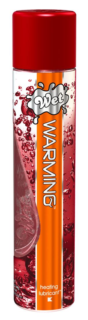 Wet Warming lubrikant na vodní bázi (105 g)