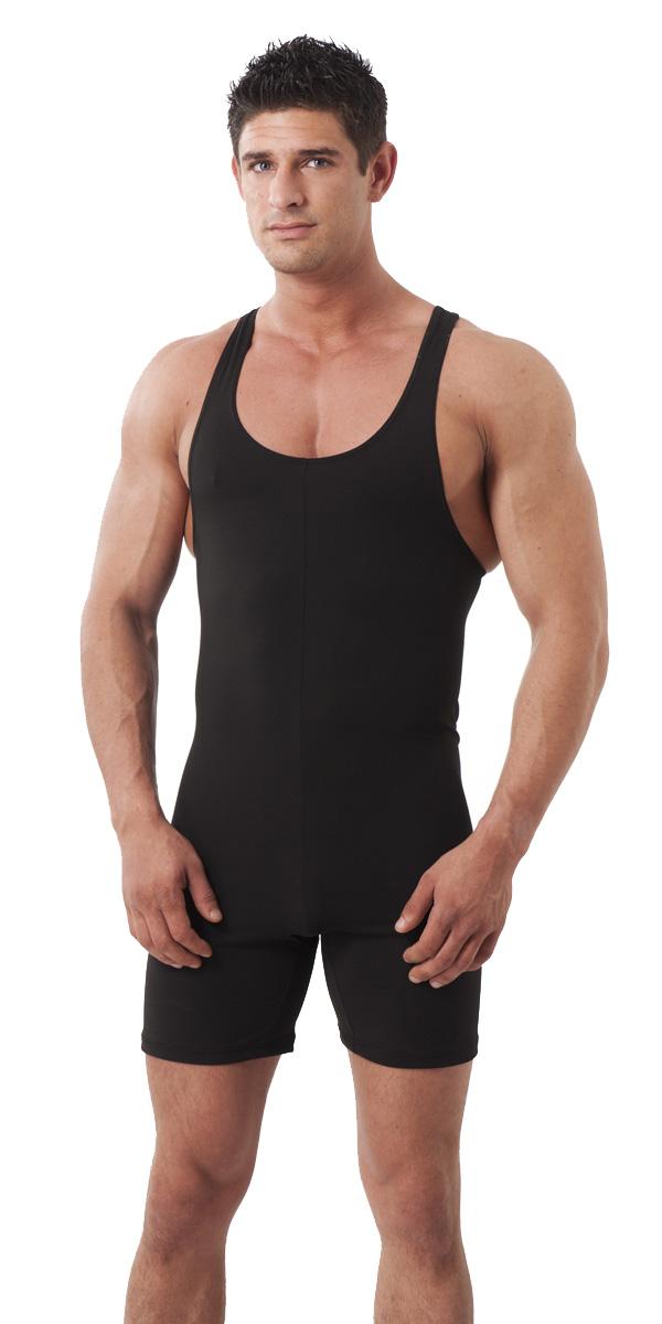 Pánský overal - černý (velikost S/L)