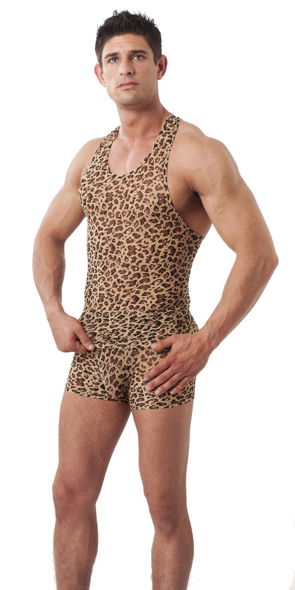 Leopardí komplet (velikost S/L)