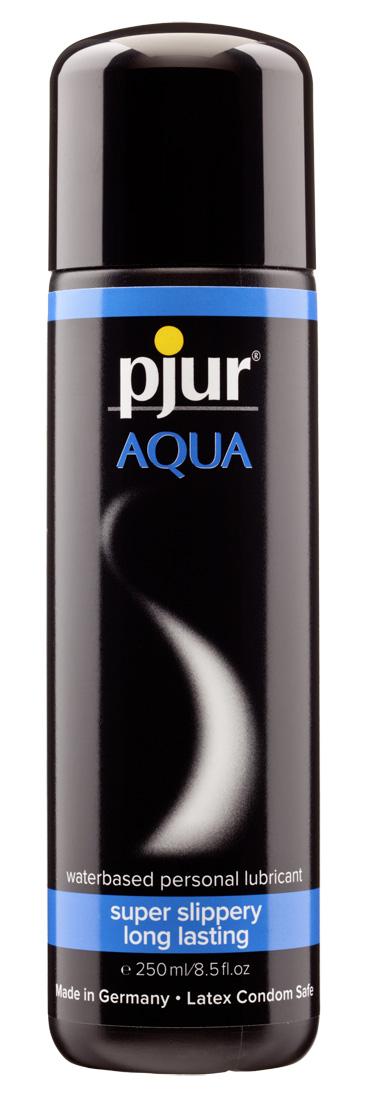 Lubrikační gel Pjur Aqua (250 ml)