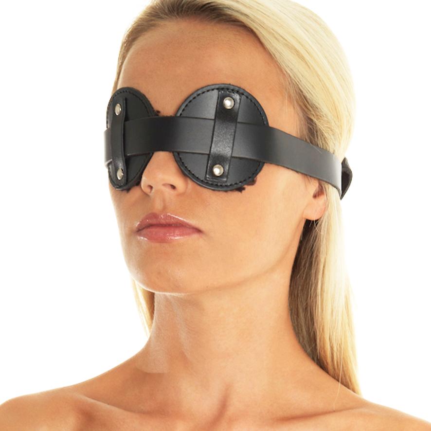 Polstrovaná maska na oči