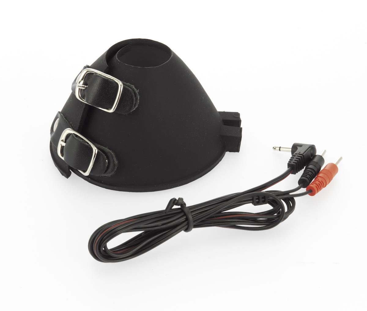 Elektrosex návlek na varlata (padák)