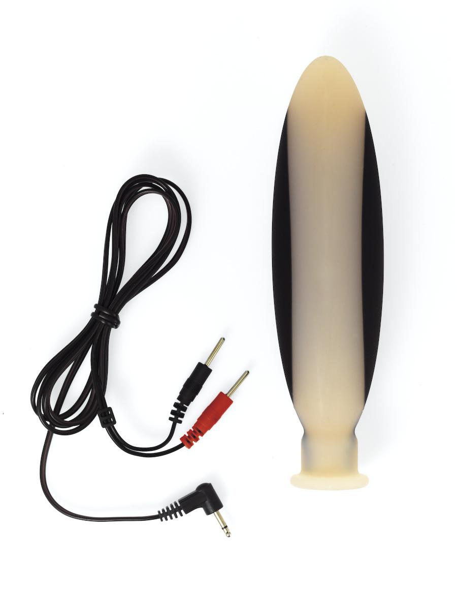 Elektrosex anální kolík (155 mm)