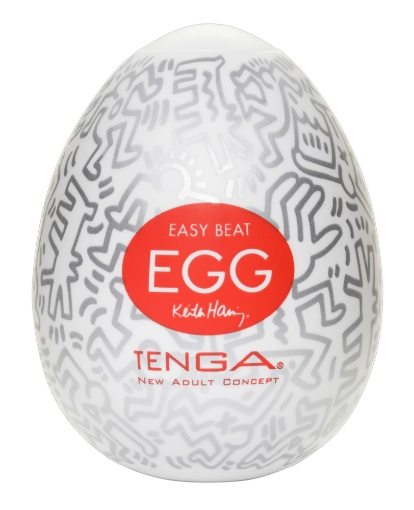 TENGA Egg Party Keith Haring masturbátor