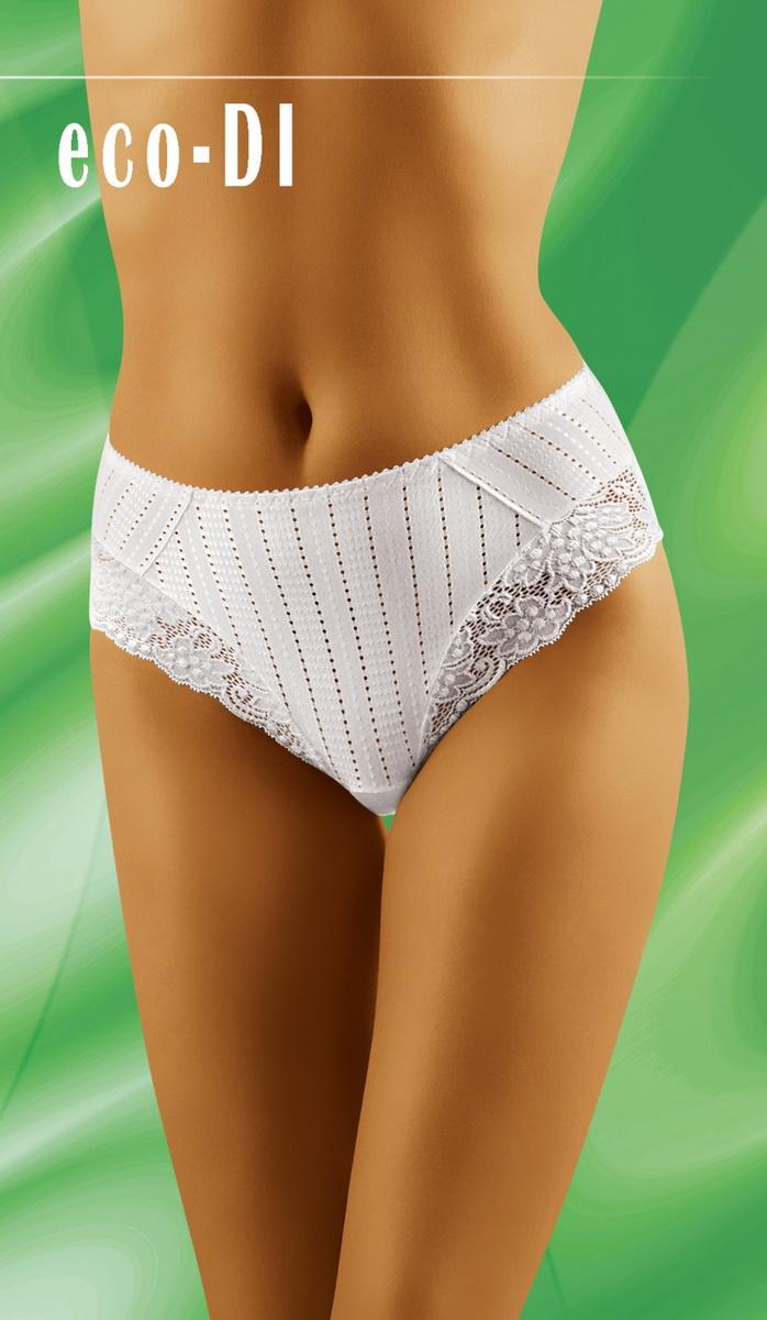 Kalhotky Wolbar eco-DI bílé (velikost XXL)